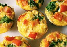 κύρια φωτογραφία συνταγής Muffins ομελέτας Baked Potato, Muffins, Potatoes, Baking, Ethnic Recipes, Food, Muffin, Potato, Bakken