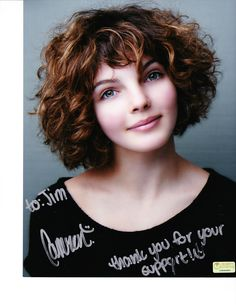 Camren Bicondova, Gotham Girls, Fall Hair, Beautiful Actresses, Cute Hairstyles, New Hair, Curly Bob, Curly Hair Styles, Hair Makeup
