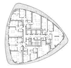 Lombard Wharf,Floor Plan 1