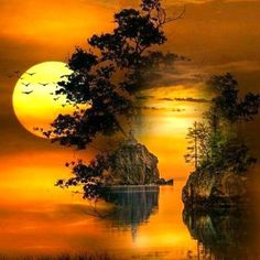67 ideas for mother nature photography beauty water Beautiful Moon, Beautiful World, Beautiful Images, Moon Pictures, Nature Pictures, Pretty Pictures, Landscape Photography, Nature Photography, Landscape Pics