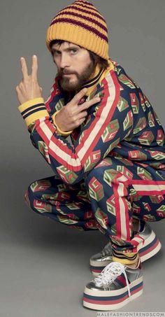 Jared Leto en portada doble para Vogue Hombre México