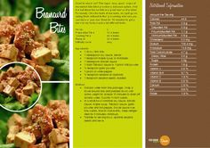 Beaucurd Bites    http://vegetarianbody.com/wp-content/uploads/recipe-volume-1.pdf