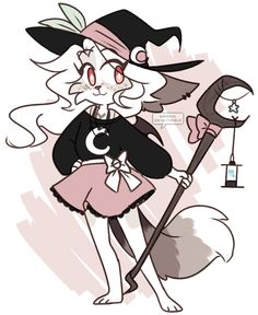 Witch Design by Refiiicul