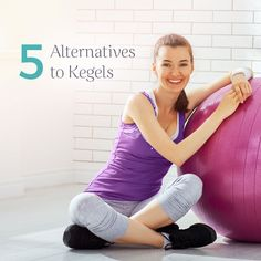 Weak pelvic floor muscles can be strengthened by doing Kegel exercises but not everyone digs doing Kegel exercises. They can feel weird and it's hard not to wonder if you're actually doing them correctly.   Try these alternatives over at YouBeauty for better pelvic floor health! http://www.youbeauty.com/fitness/strengthen-pelvic-floor-muscles/  #kegel #exercise #physticaltherapy #pt #therapy #women #womenshealth #health #sexualhealth #incontinence #prolapse #atrophy #childbirth #painfulsex