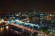 Luminous London by TheFella, via Flickr