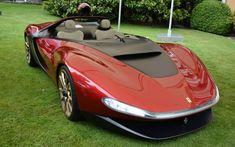 Ferrari Sergio Pininfarina — that says it all.  Interesting facts (9 photos)