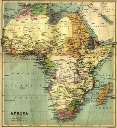 17 Best Africa Old Maps Images Antique Maps Old Maps Africa Map