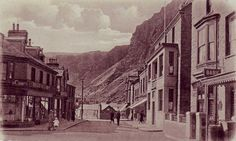Old photos of Blaenau Ffestiniog (Page in Merionethshire, North wales, United Kingdom of Great Britain Visit Wales, Kingdom Of Great Britain, Cymru, North Wales, Old Photos, United Kingdom, United States, Street View, History