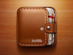 Wallet  by Sanadas young