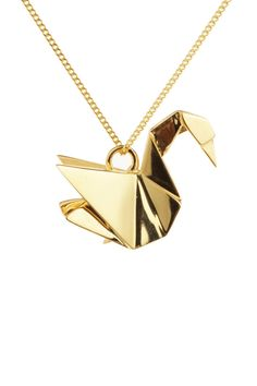 Swan Necklace - main