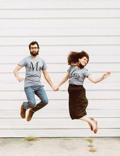 Mr. & Mrs. Tshirts.