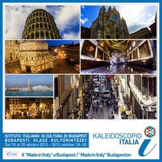 La fiera del Made in Italy a Budapest: https://www.facebook.com/KaleidoscopioItalia?fref=ts