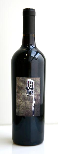 Clandestino, #VinoMexicano Mexican #Wine #Label #Design