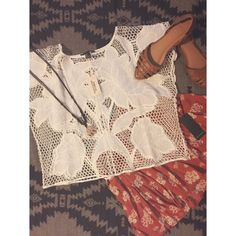 Lace top NWT. Very cute       same day, next day shipping.  sorry! No trades   don't hesitate to ask any questions   happy poshing Forever 21 Tops