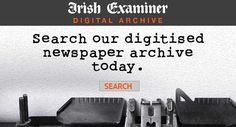 """Irish Examiner - """"New Gathering-style project aims to give Ireland global start-up hub status within five years"""" Daniel Mcconnell, Irish Independence, Film Reels, Michael Collins, Newspaper Archives, Digital Archives, Helen Mirren, Fashion Project, News Online"""