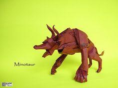 Kade Chan Origami Blog 香港摺紙工作室 (日誌): Works