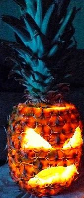 pumpkins in hurricane lamps - Google Search