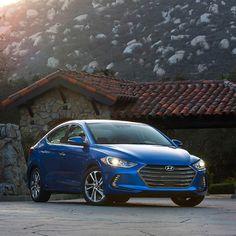 Ready to roll. #HyundaiElantra