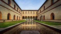Castello Pool | by Niklas Rosenberg #Milan #Italy