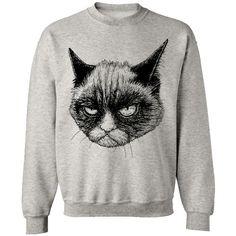 GRUMPY CAT FUNNY GRUMPYCAT NOPE TYLER FUTURE ODD T-SHIRT SWEATSHIRT SWEATER DOPE | eBay