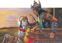 Looking into the Structure of Bhagavad-gita | Back to Godhead