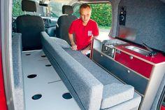 Nissan NV200 Alpincamper Nissan, Bed Slats, Van Living, Rv Campers, Campervan, Van Life, Vans, Outdoor, Ideas