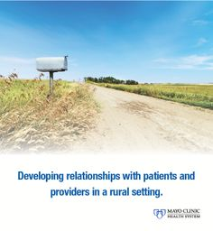 National Rural Health Day is November