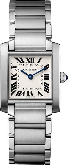 Cartier Tank Francaise WSTA0005