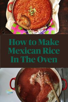 Vegan Gluten free · Serves 8· This super easy method for making Mexican Red Rice uses fresh ingredients like tomatoes, onions, and garlic and comes out perfectly every time. Baking the rice in the oven instead of cooking on the stove top means evenly cooked, fluffy rice that's full of flavor! #Mexicanrice #rice #vegan #redrice