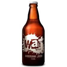 Cerveja Way Beer Amburana Lager