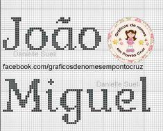 João Miguel ponto cruz