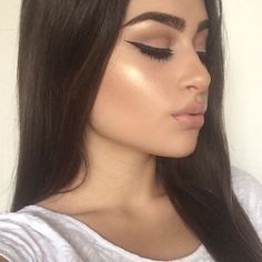 Highlight game so strong Tomorrow I'll upload the tutorial for this look