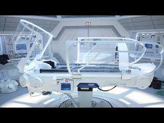 AllTechTops: Introducing off world med beds concept via Jared R...
