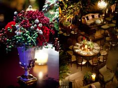 Decoração Botânica de Casamento