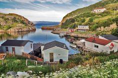 Quidi Vidi, Newfoundland