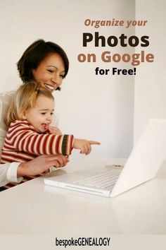 Organize your Photos on Google for Free. Old photographs are an important part of your family history. This post looks at how you can use Google to organize and share them with other family members. Free Genealogy Sites, Genealogy Research, Family Genealogy, Search For Google, Genealogy Organization, History Images, Old Images, Family Organizer, Photographs