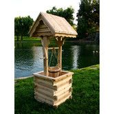 Found it at Wayfair - Wishing Well Lawn Accent