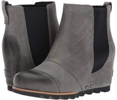 ee1787bdc3ff SOREL Lea Wedge Women s Waterproof Boots Sorel Lea Wedge