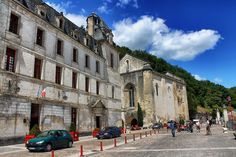 Our Adaptable Adventure - The abbey of Brantôme