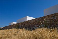 Paros house by Aurelio Galfetti