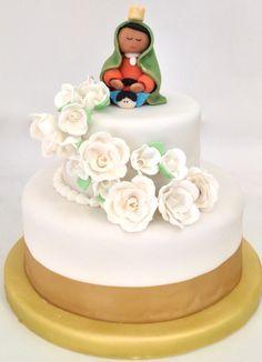 virgen de guadalupe cake