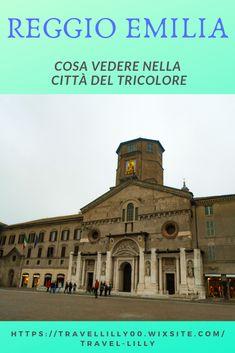 Cosa vedere nella città del Tricolore: Reggio Emilia