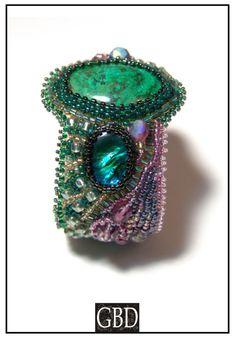 Gallery.ru / Photo # 1 - Beaded Bracelets - guzelle