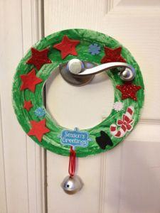 Directions for making a Christmas Wreath Craft. Christmas Wreaths To Make, Wreath Crafts, Christmas Activities, Christmas Traditions, Crafts For Kids, Traditional, Fun, Crafts For Children, Kids Arts And Crafts