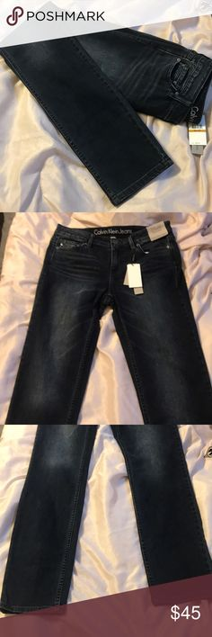 Calvin Klein Jeans These Calvin Klein jeans are dark navy blue. They're ultimate skinny jeans and the size is W29 L32. These jeans are brand new with the tags, never worn before. Perfect for every season! Calvin Klein Jeans Jeans Skinny