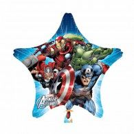 Shop all Avengers party tableware! Find Avengers party supplies, Avengers birthday decorations, Avengers party favors, invitations, and more. Balloons On Sticks, Jumbo Balloons, Mylar Balloons, Batman Party Supplies, Kids Party Supplies, Birthday Star, Avengers Birthday, Party City Balloons, Comic Party