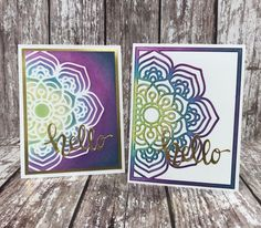 December Sneak Peeks Day 3: Mandalas & More | Taylored Expressions Blog