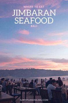 Where To Eat Jimbaran Seafood Bali. The best Jimbaran seafood restaurants. Jimbaran Travel | Jimbaran Bali Travel.