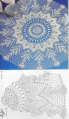 Free Crochet Doily Patterns, Crochet Doily Diagram, Crochet Motif, Crochet Doilies, Crochet Flowers, Knit Crochet, Dream Catcher Decor, Doily Rug, Crochet Tablecloth