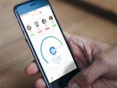 #smartphone #app #mobile #management #design #ui #data